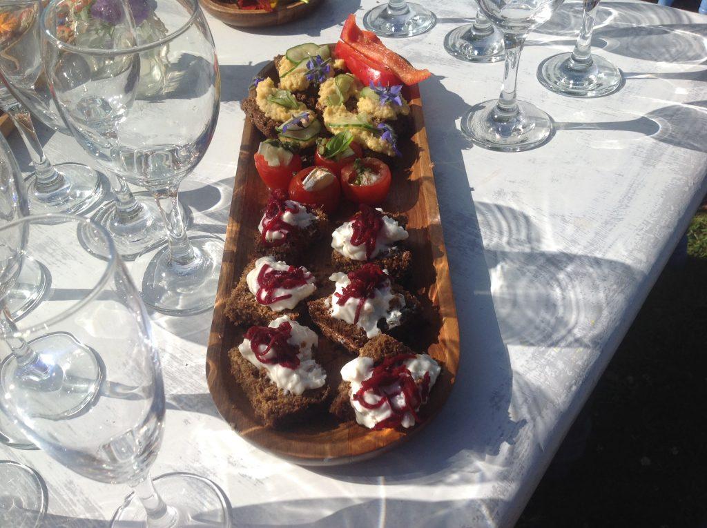Brigits_Garden_Cafe_Summer_Canapes
