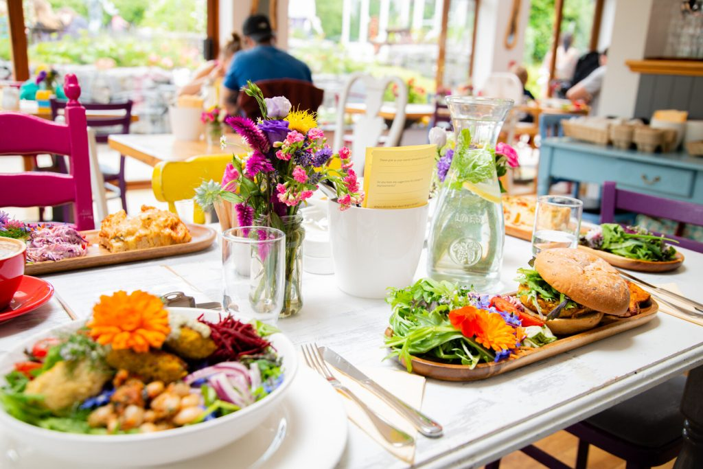 Brigits_Garden_Cafe_Summer_Food
