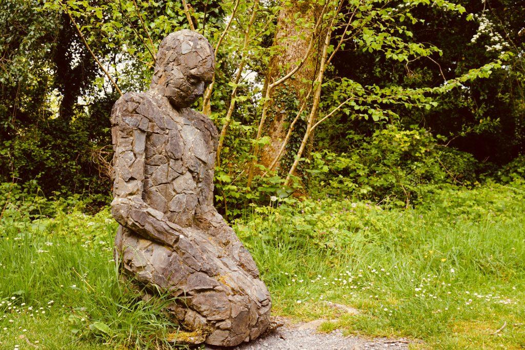 Gallery_Sun_trail_Kneeling_Man_Brigits_Garden_Galway