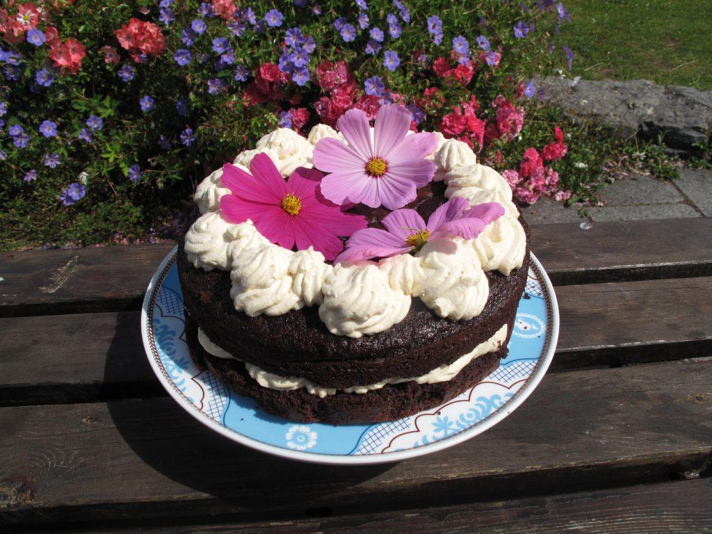 Brigits_Garden_Cafe_Chocolate_Marscapone_Cake